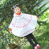 兒童雨衣 輕便輕薄透氣便攜旅行休閒雨衣 兒童款【SV8033】HappyLife