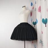 裙撐cosplay日常洛麗塔魚骨裙撐夏季lolita可調節暴力卡門襯裙蓬蓬裙新品