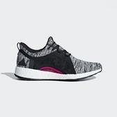 adidas Pureboost X [BB6544] 女鞋 運動 休閒 慢跑 輕量 針織 避震 支撐 愛迪達 灰黑