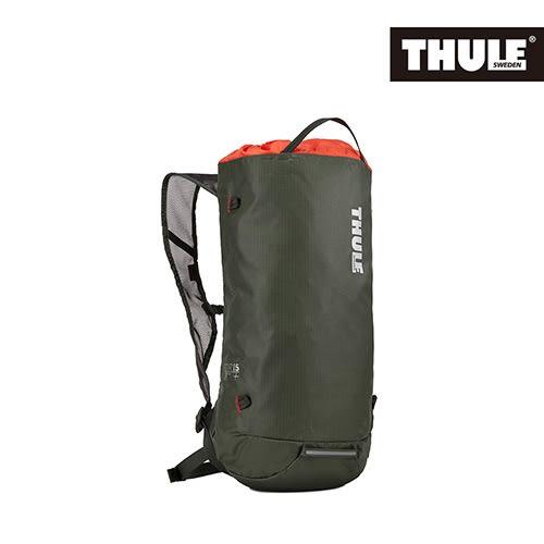 THULE-Stir 15L 超輕量休閒背包-深綠