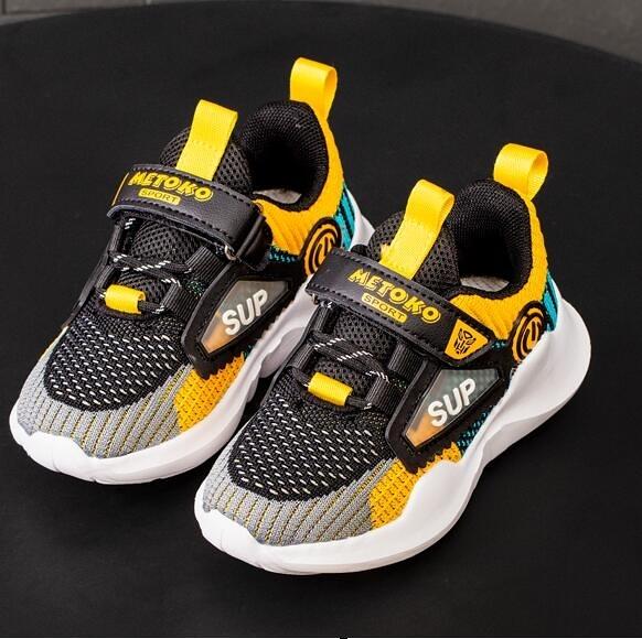 兒童鞋 2021春季男童鞋子運動鞋兒童新款男生二棉冬小童中大童皮面防水【快速出貨八折鉅惠】