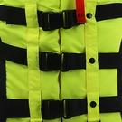 專業救生衣大人兒童救生裝備加厚便捷洪水救生衣成人戶外釣魚游泳 青木鋪子