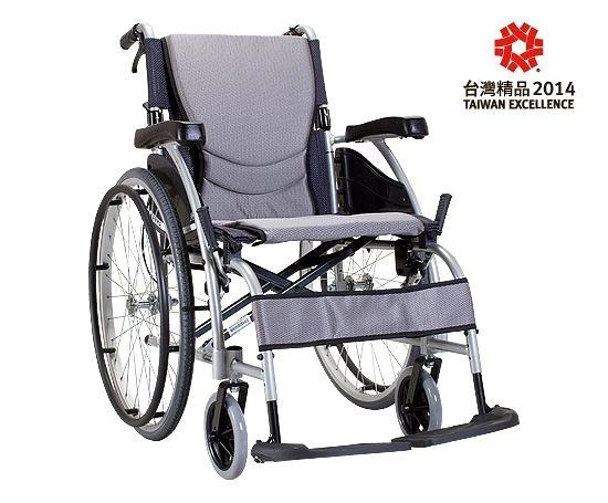 ✿✿✿【福健佳健康生活館】輪椅 康揚鋁合金輪椅 舒弧105.2