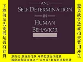 二手書博民逛書店Intrinsic罕見Motivation And Self-determination In Human Beh