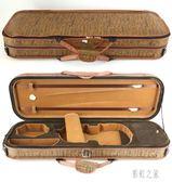 小提琴盒 輕便 帶濕度計 德國風琴盒子 琴包 防雨 FF761【彩虹之家】