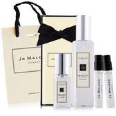 Jo Malone 英國梨與小蒼蘭香水(30ml+9ml+1.5mlX2)贈品牌提袋