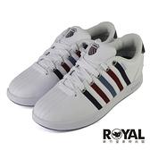 K-swiss Court Pro S WP 白紅藍 防水 休閒鞋 男款 NO.B2014【新竹皇家 07122-116】