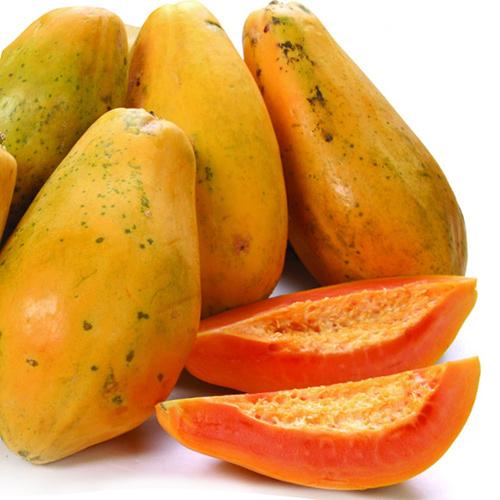 【果之家】香甜紅肉木瓜5台斤1箱(約3-5顆)