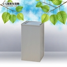 【 C . L 居家生活館 】TH-60S 不鏽鋼搖擺式垃圾桶(無內桶)