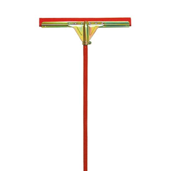 地板刮水器組  (55cm頭+木桿)