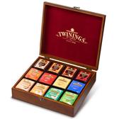 唐寧茶【Twinings】純情木思皇家禮盒12格 (96茶袋)