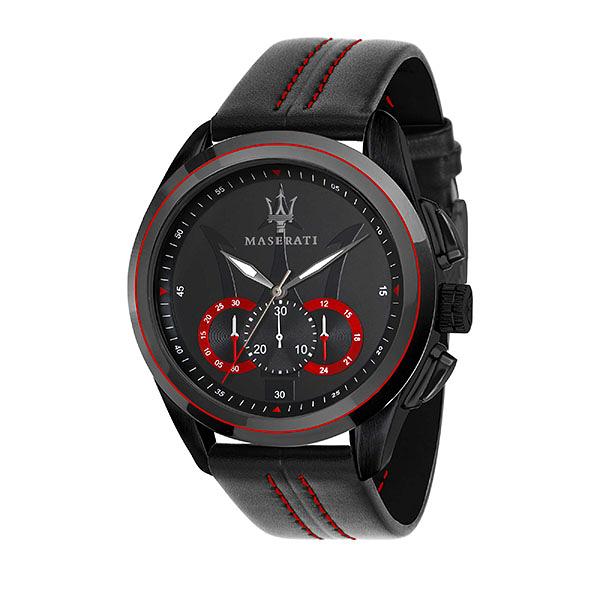 【Maserati 瑪莎拉蒂】/經典三眼錶(男錶 女錶 手錶 Watch)/R8871612023/台灣總代理原廠公司貨兩年保固