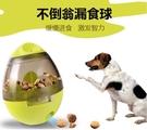 狗狗貓咪不倒翁餵食器 狗狗玩具 貓咪玩具 寵物益智餵食器 慢食球 調節餵食器 抗憂鬱神器