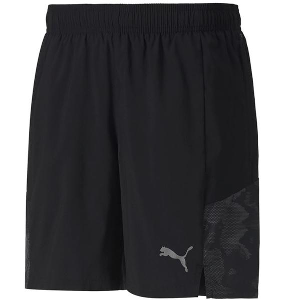 PUMA 男性慢跑系列Last Lap圖樣 7吋短風褲- NO. 51937805