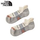 【The North Face 運動羊毛跑步襪《米白/灰》】3CNN/美麗諾羊毛襪子/吸濕透氣/耐磨/短襪/襪子/跑步