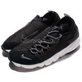 Nike 休閒鞋 Air Footscape NM 黑 灰 白底 側綁鞋帶 男鞋 基本款 【PUMP306】 852629-002