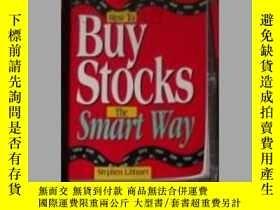 二手書博民逛書店How罕見to Buy Stocks the Smart Way