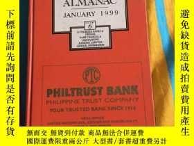 二手書博民逛書店THE罕見BANKERS ALMANAC JULY 1999 6