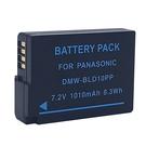 Kamera Panasonic DMW-BLD10 高品質鋰電池 GF2 G3 GX1 保固1年 BLD10 (全解碼)
