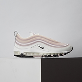 Nike W Air Max 97 女鞋 粉白 氣墊 避震 簡約 休閒鞋 DA9325-100