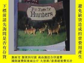 二手書博民逛書店Fun罕見Facts for HuntersY21714 Bar