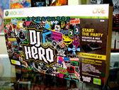 【XB360原版片 可刷卡】☆ DJ英雄 原廠DJ混音器同捆 ☆英文版全新品【特價優惠】台中星光電玩
