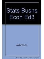 二手書博民逛書店《Statistics for Business and EC