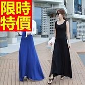 洋裝-長袖可愛甜美亮麗韓版連身裙61a3【巴黎精品】