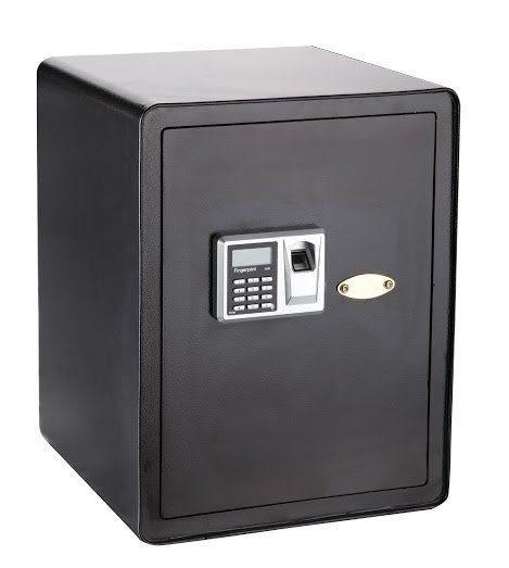 弘瀚科技@指紋型保險箱(MW1045)金庫/防盜/電子式密碼鎖/保險櫃