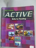 【書寶二手書T6/語言學習_YBK】Active Skills for Reading, Vol. 4