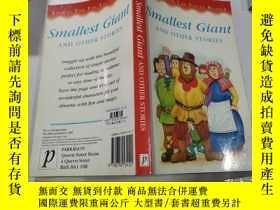 二手書博民逛書店smallest罕見giant:最小的巨人Y212829 不祥 不祥