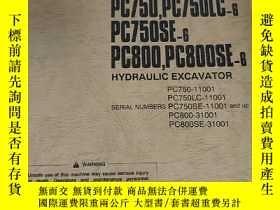 二手書博民逛書店Operation罕見& Maintenance PC750,P
