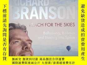 二手書博民逛書店Reach罕見for the SkiesY6583 Richard Branson 著 VirginBook