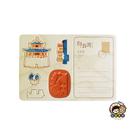 【收藏天地】印章明信片*赤坎樓 ∕  印章 擺飾 送禮 趣味 文具 創意 觀光 記念品