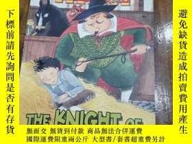 二手書博民逛書店the罕見knight of spurs and spritsY