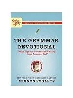 二手書《The Grammar Devotional: Daily Tips for Successful Writing from Grammar Girl》 R2Y ISBN:0805091653