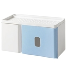 衛生間廁所紙巾盒免打孔捲紙筒抽紙廁紙盒防水衛生紙置物架手紙盒 錢夫人小鋪