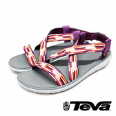 TEVA 美國 TERRA FLOAT LIVIA 輕量織帶涼鞋 紫粉紅 TV1009807TNPR 女鞋