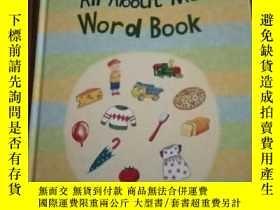 二手書博民逛書店英文原版,All罕見About Me Word Book,精裝,卡板紙,大12開Y215319 Skylark