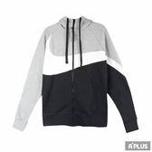 NIKE 男 AS M NSW HBR HOODIE FZ FT STM  棉質--運動外套(連帽)- AR3085063