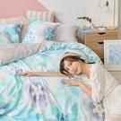 床包 / 雙人【繁花語點】含兩件枕套 60支天絲 戀家小舖台灣製