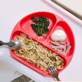 美國Bumkins餐盤 寶寶兒童硅膠吸盤碗餐具分格吃飯嬰兒輔食碗防摔 晴天時尚館