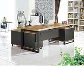 【新北大】✪ K610-5 亞力斯6.6尺主管桌(不含側櫃)-18購