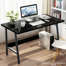 電腦桌電腦桌台式家用簡約組裝單人學生宿舍...