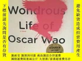 二手書博民逛書店The罕見Brief Wondrous Life of Osca