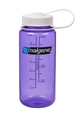 Nalgene Tritan 寬口水瓶 500ml 紫色