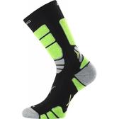 Lasting ILR超涼快乾內襪-中統 ILR 906黑/綠 健行襪 登山襪 快乾襪 [易遨遊]