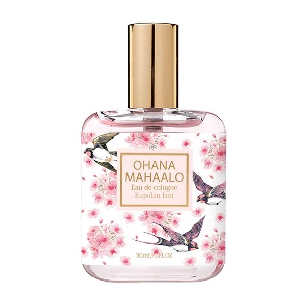 【OHANA MAHAALO】櫻飛燕舞 輕香水30ml