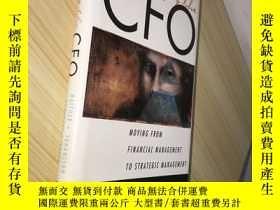 二手書博民逛書店Reinventing罕見the CFO: Moving fro