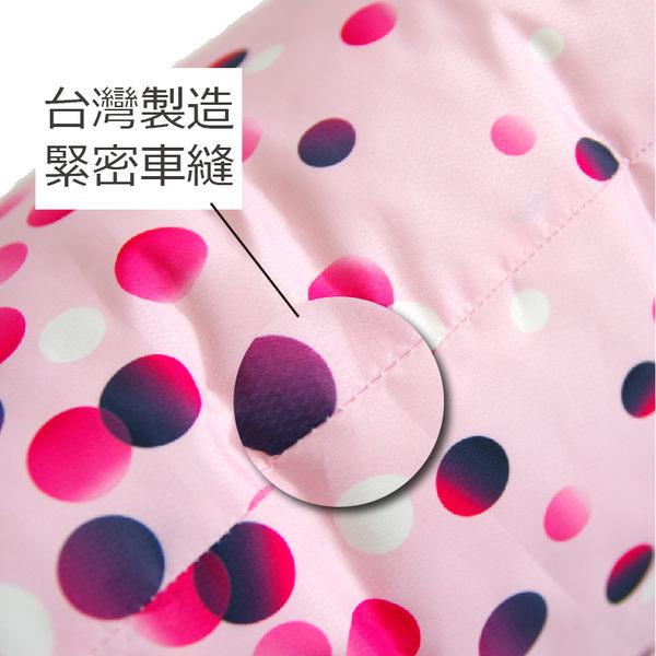 抱枕靠枕 - 方形印花 [舞動炫彩風] 防蟎 超細聚脂纖維 寢國寢城台灣製